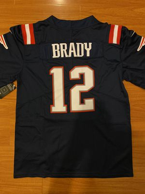 Tom Brady New England Patriots Nike NFL Stitched Football Jersey for Sale in Bloomington, CA