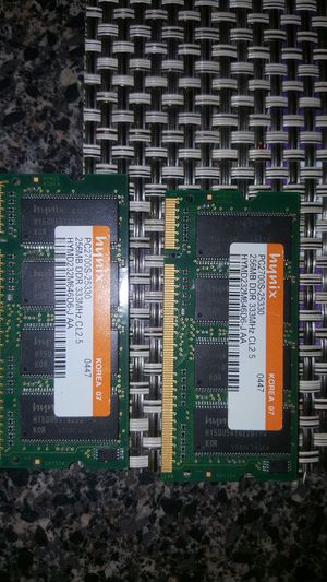 Notebook RAM Chips for Sale in Boston, MA