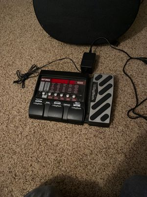 Digitech effect peddle for Sale in Golden, CO
