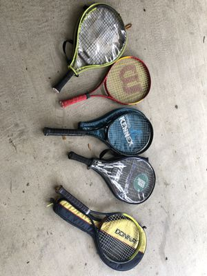 Tennis rackets for Sale in Katy, TX
