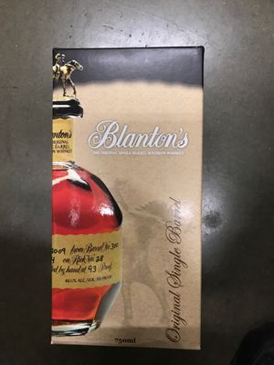 Blantons! for Sale in Los Angeles, CA