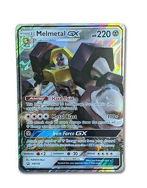 Pokemon Oversized Promo : Melmetal GX SM178 for Sale in Clifton, NJ
