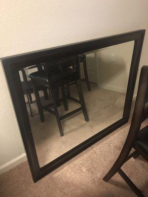 Large wall mirror for Sale in Denham Springs, LA