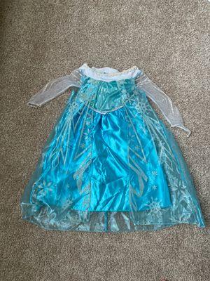 Elsa dress for 🎃 Halloween for Sale in Tamarac, FL