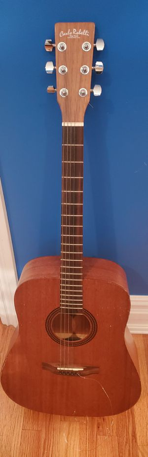 CARLO ROBELLI CW-4110 GUITAR for Sale in Fort Lee, NJ