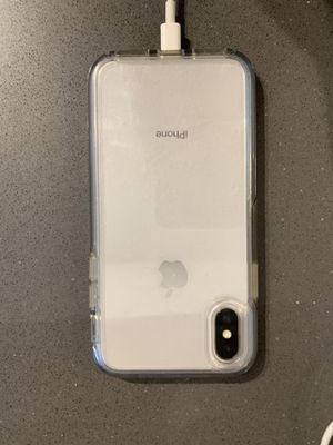 iPhone X 256GB for Sale in Glendale, AZ