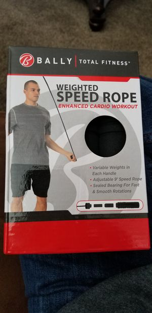New jumping rope for Sale in Victorville, CA