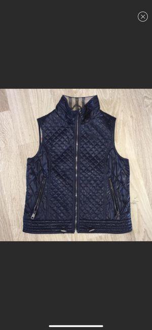 Women Burberry vest size Medium for Sale in El Paso, TX