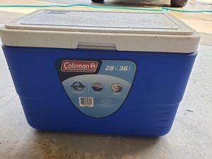 Coleman ice cooler for Sale in Chesapeake, VA