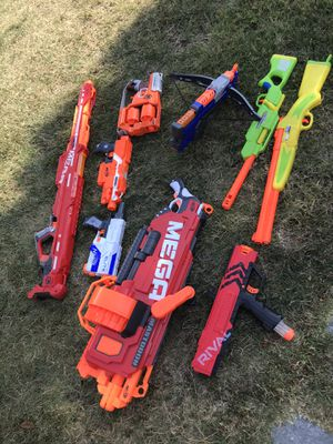 Play nerf guns for Sale in Stockton, CA