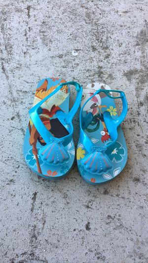 Moana Sandals - SIZE 7/8 for Sale in South San Francisco, CA