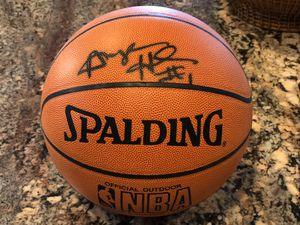 Penny Hardaway autographed basketball for Sale in Scottsdale, AZ