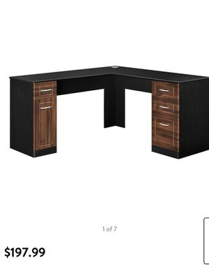 Ameriwood Home Avalon L Desk for Sale in Columbus, OH