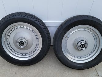 Harley davidson Fatboy Wheels and Tires for Sale in Whittier,  CA