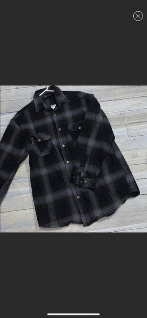 Men's flannel for Sale in Kansas City, MO