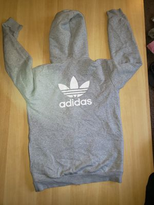 Adidas pull over hoodie for Sale in Belleville, IL