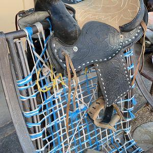 pony saddle for Sale in North Las Vegas, NV