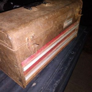 Vintage Tool Boxes( One Craftsman) for Sale in San Antonio, TX