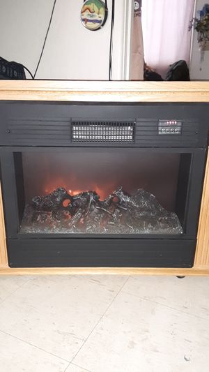 Heat surge mantle built by the amish model:adl-2000 m-x for Sale in Marquette, MI