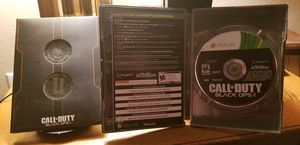 XBOX 360 CALL OF DUTY BLACK OPS 2 HARDENED EDITION for Sale in Las Vegas, NV