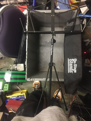 On Stage Stands music stand for Sale in Canton, OH