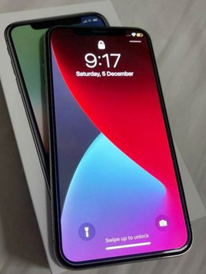 iPhone X, ∆!Factory Unlocked & iCloud Unlocked.. Excellent Condition, Like a New... for Sale in Springfield, VA