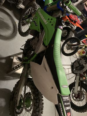 2009 Kawasaki 450 for Sale in Hesperia, CA