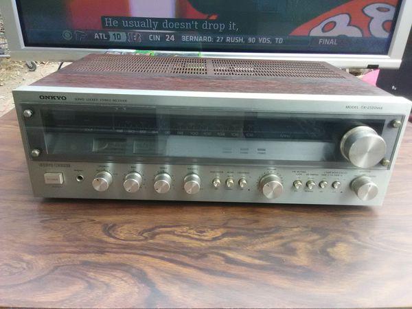 Vintage Onkyo TX-2500MKII Receiver