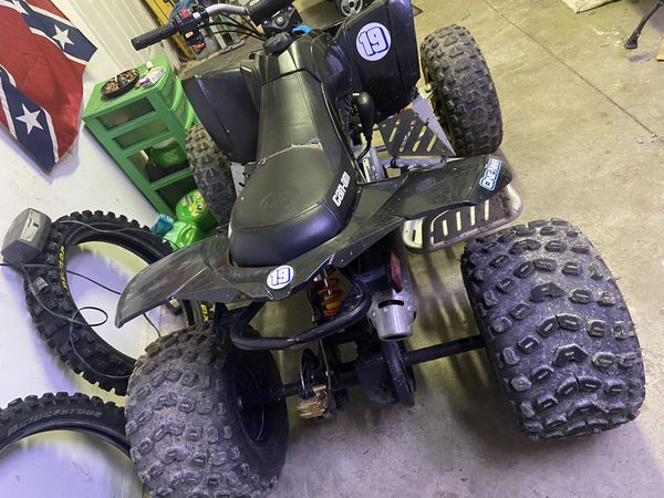 2018 can am ds 90x