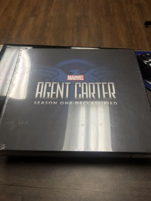 NEW - Marvel's Agent Carter: Season One Declassified by Marvel Comics for Sale in Los Angeles, CA