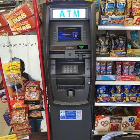 FREE ATM! ( Business Owners Only)