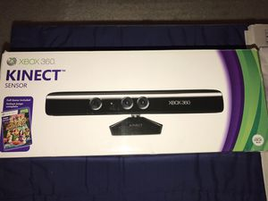 Kinect for Xbox 360 and two games for Sale in San Diego, CA