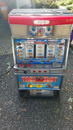 TACO SLOTS SLOT MACHINE for Sale in Smithtown, NY