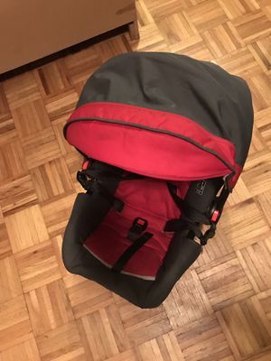 Graco snugridge click connect infant car seat for Sale in Henrico, VA