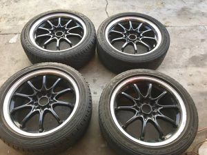 Rays CE28 17x8.5 +30mm 5x114.3 for Sale in Santa Ana, CA