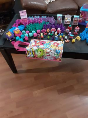 Shopkins toy set for Sale in Tacoma, WA