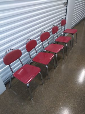 Heavy duty chairs for small students. Price each. for Sale in Addison, IL