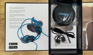 Bose SoundSport Bluetooth Headphones for Sale in Arlington, VA