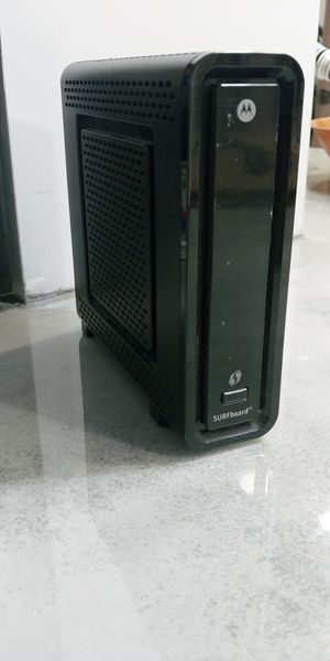 Arris Surfboard Docsis 3.0 Cable Modem for Sale in Lawrenceville, GA