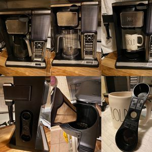 Ninja Specialty fold-away frother coffee maker for Sale in Quincy, IL
