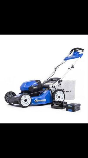 Kobalt 80 v self propelled lawn mower for Sale in Everett, WA