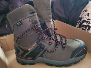 Red Wings Boots (Steel Toe) for Sale in San Antonio, TX