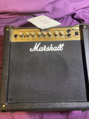Marshall MG 15 DFX Amplifier for Sale in Butte, MT