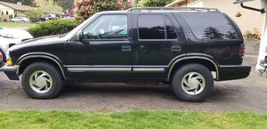 Strong reliable S10 Chevy blazer year for Sale in Tacoma, WA