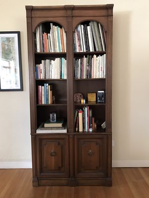 Cherry Library Unit for Sale in Denver, CO
