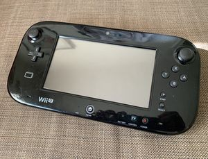 Nintendo Black Wii U Gamepad Only Model WUP-010 for Sale in Los Angeles, CA