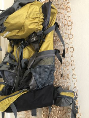 Wasing 55L Internal Frame Hiking Backpack for Sale in San Diego, CA
