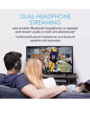 Mee Bluetooth wireless headphones TV for iPhone Samsung for Sale in Norwalk, CT
