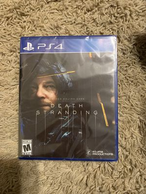 Death Stranding for PS4 for Sale in Odessa, TX