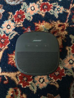 Bose Soundlink Micro for Sale in UPPER ARLNGTN, OH